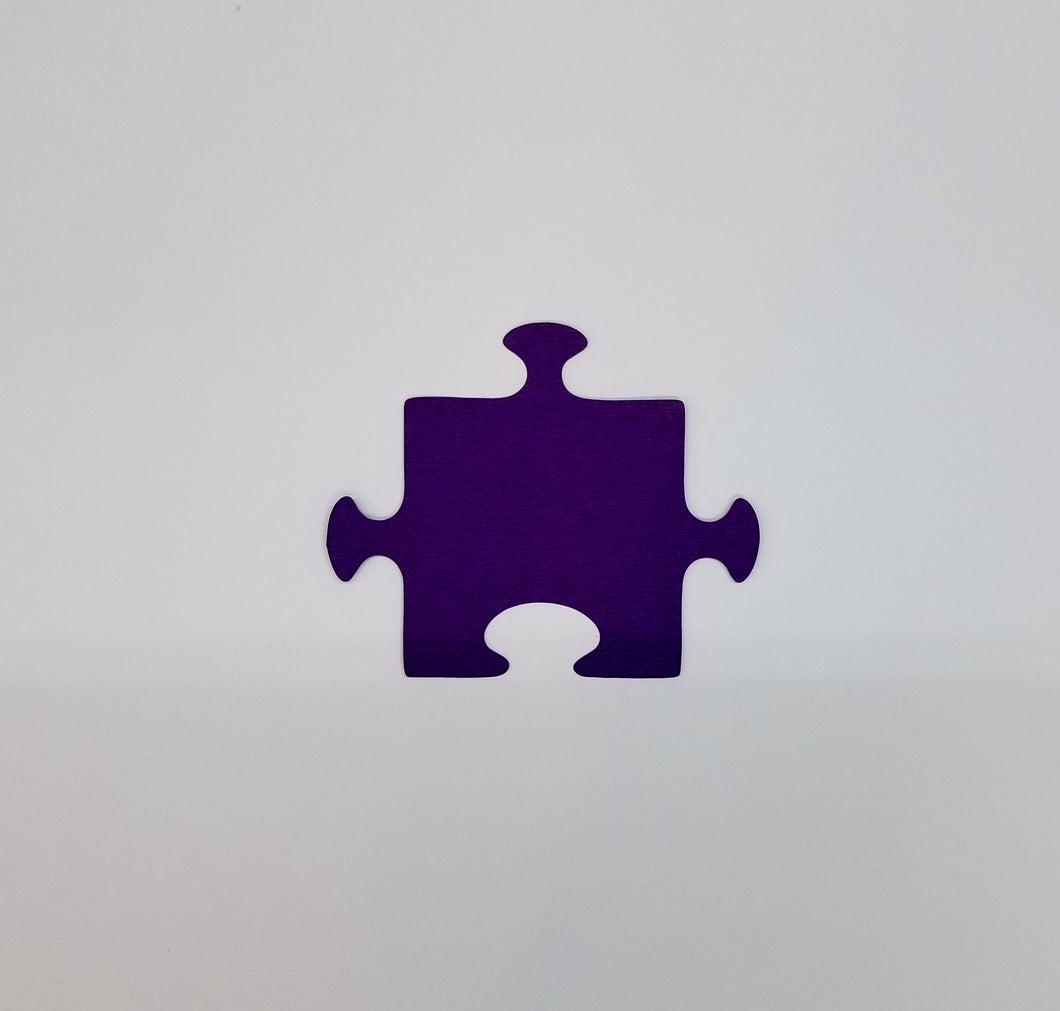Puzzle Piece Die Cut