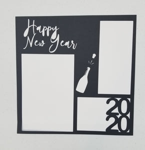 2020 Happy New Year Overlay