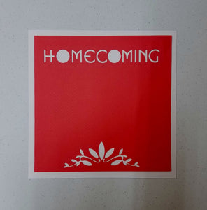 Homecoming Overlay