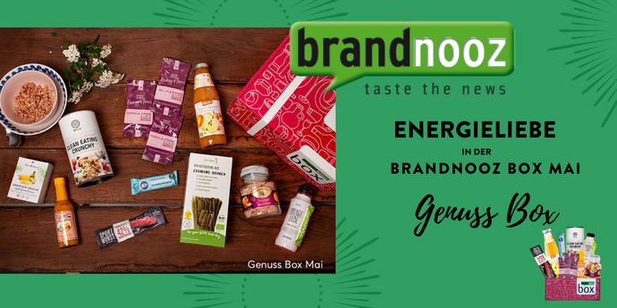Energieliebe in der Brandnooz Box #tastethenews