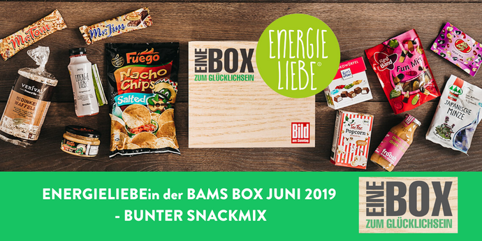 Energieliebe in der BAMS Box #unboxing