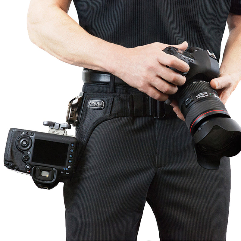 The-Ultimate-Professional-Bundle-SpiderPro-Dual-Camera-System-SpiderPro-Large-Lens-Pouch-Tripod-Carrier-Waterbottle-Holder-Spider-Holster.jpg