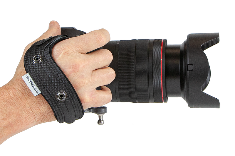 The Adventurer Bundle : SpiderLight Backpacker Kit + SpiderPro Handstrap v2