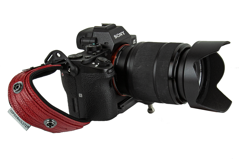 The Casual Photographer Bundle : SpiderLight Holster + SpiderPro Handstrap V2