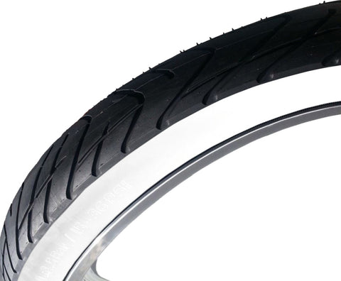 "Greaser 26"" Tire - White Rim"