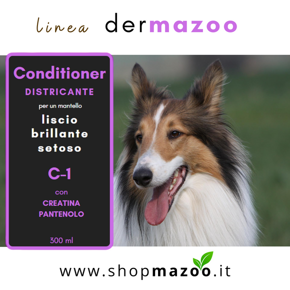 Conditioner C1 Districante per un mantello liscio e brillante