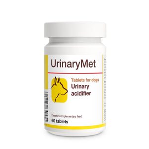 "UrinaryMet 60 "".... acidificante delle urine, a base di metionina.."""