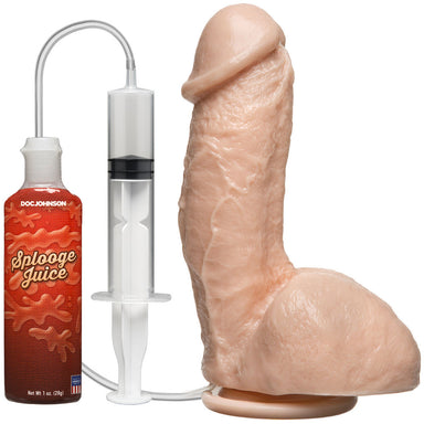 Squirting Realistic Dildo - Coy Store Limited