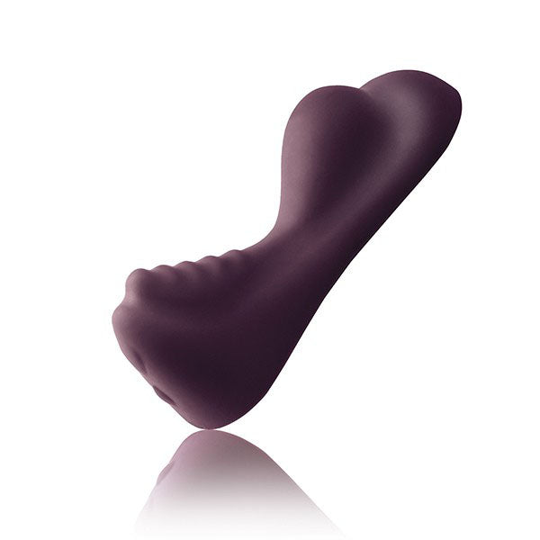Rocks Off Ruby Glow Dusk Seated Vibrator - The Coy Store