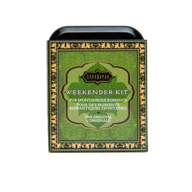 Kama Sutra Weekender Kit In A Tin The Original - Coy Store Limited