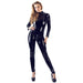 Black Level Vinyl Jumpsuit - Coy Store Limited