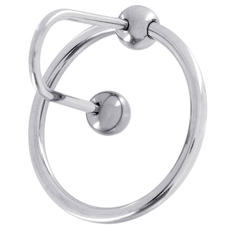 Sperm Stopper Ring 30mm - The Coy Store
