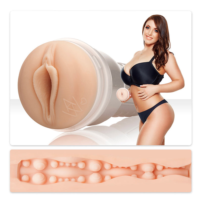 Angela White Indulge Fleshlight Girls Masturbators