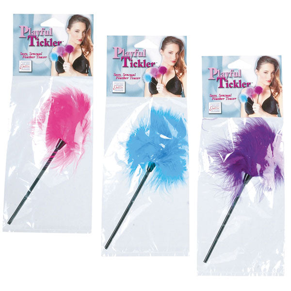 Playful Feather Tickler - The Coy Store