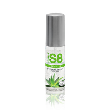 S8 Water Based Aloe Vera Lube 50ml - Coy Store Limited