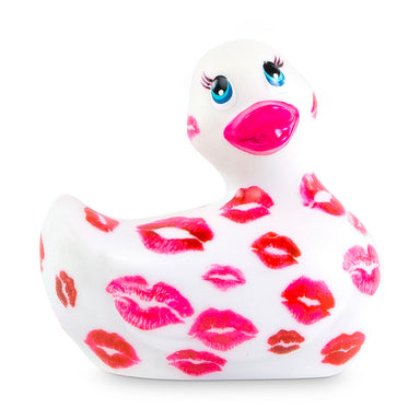 I Rub My Duckie Romance White And Pink - Coy Store Limited