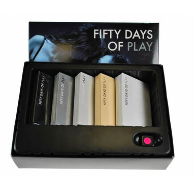 Fifty Days of Play Naughty Adult Game - Coy Store Limited