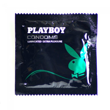 PlayBoy Extra Pleasure Condom 12 Pack - Coy Store Limited