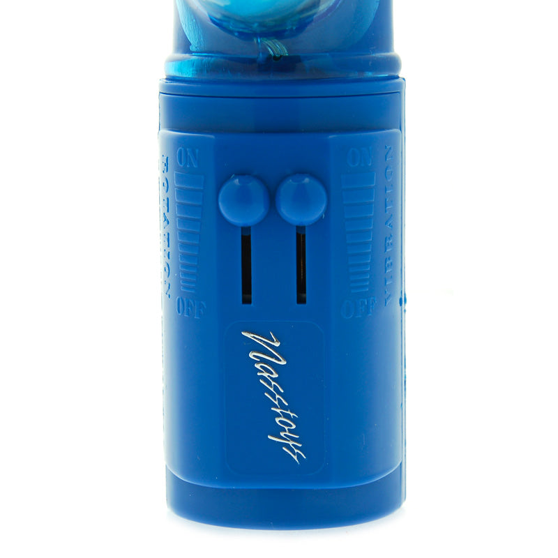 Deep Stroker Rabbit Vibrator Blue - Coy Store Limited