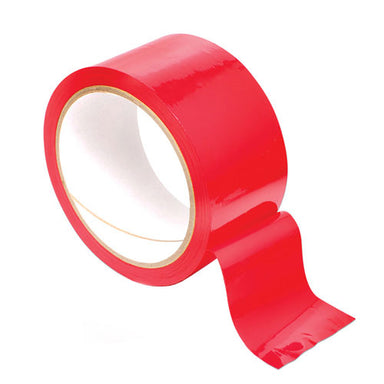 Bondage Tape Red - Coy Store Limited