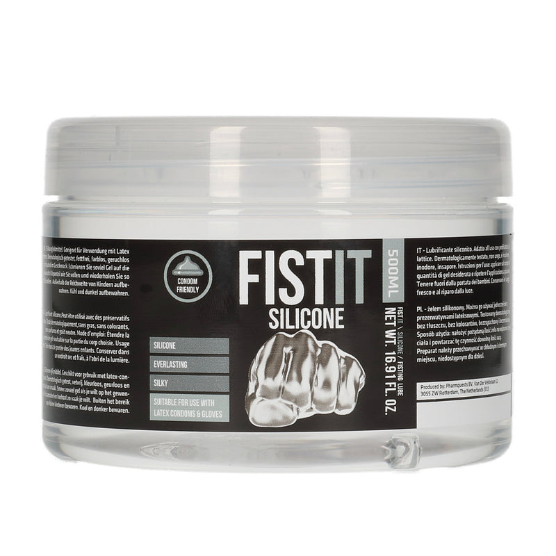 Fist It Silicone 500ml Lubricant - The Coy Store