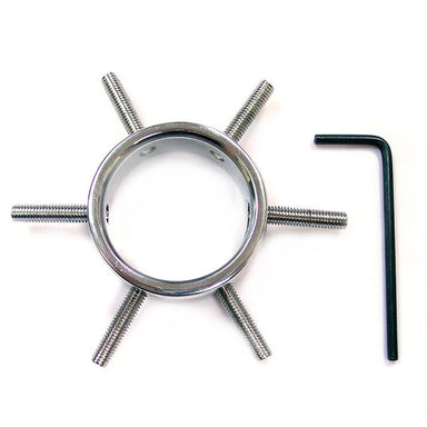 Rouge Stainless Steel Cock Clamp Ring - Coy Store Limited