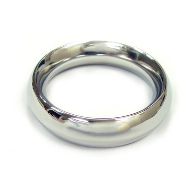 Rouge Stainless Steel Doughunt Cock Ring 45mm - Coy Store Limited