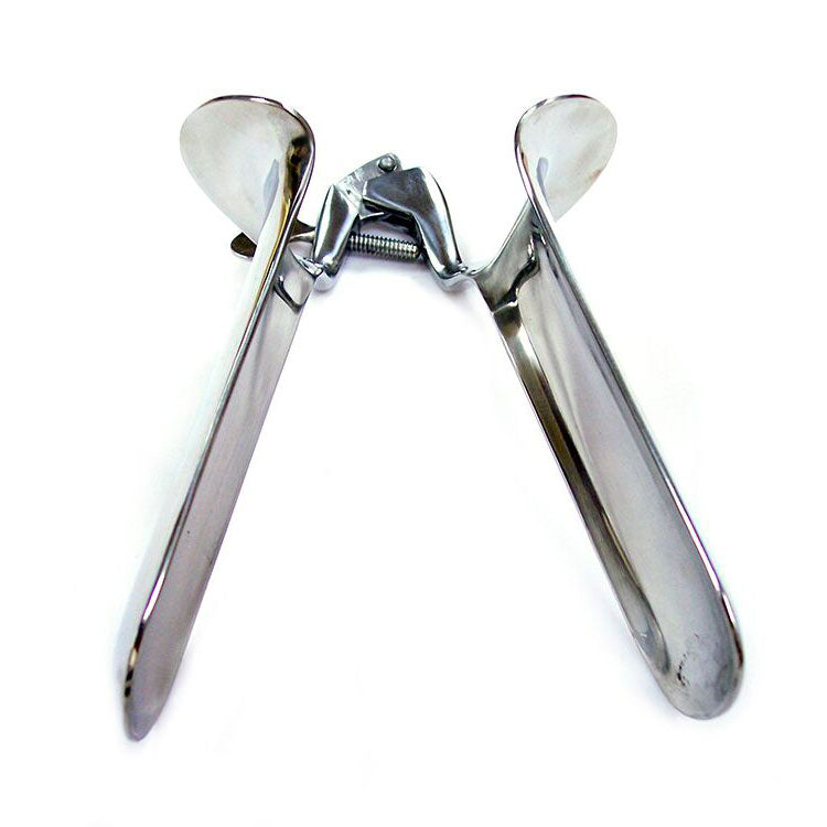 Rouge Stainless Steel Speculum Large - The Coy Store
