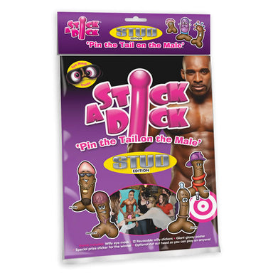 Stick A Dick Stud Edition - Coy Store Limited