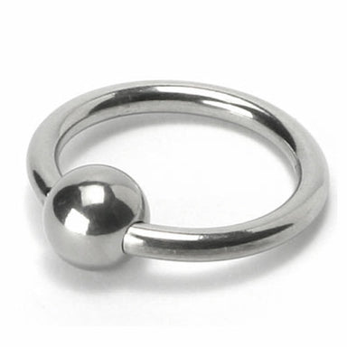 Steel Ball Head Ring - Coy Store Limited