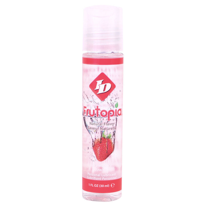 ID Frutopia Personal Lubricant Strawberry 1 oz - The Coy Store