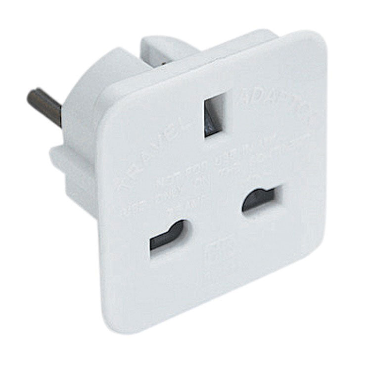 UK to EU Plug Adaptor - The Coy Store