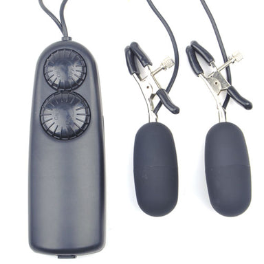 Multi Speed Nipple Clamp Vibrators - The Coy Store