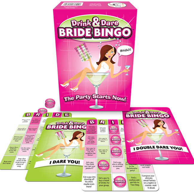 Bride Bingo - The Coy Store