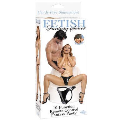 Fetish Fantasy Series 10 Function Remote Control Fantasy Panty - Coy Store Limited