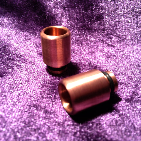 Copper Wide Bore Tip