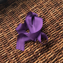 Load image into Gallery viewer, 100% Silk Ribbon - 1.25""
