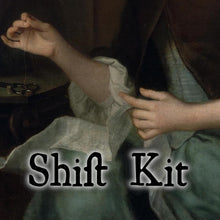 Load image into Gallery viewer, 18th Century Linen Shift Kit