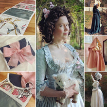 "Load image into Gallery viewer, ""Aubry"" Costumer Spotlight  - 18th Century Housewife / Hussif KIT"