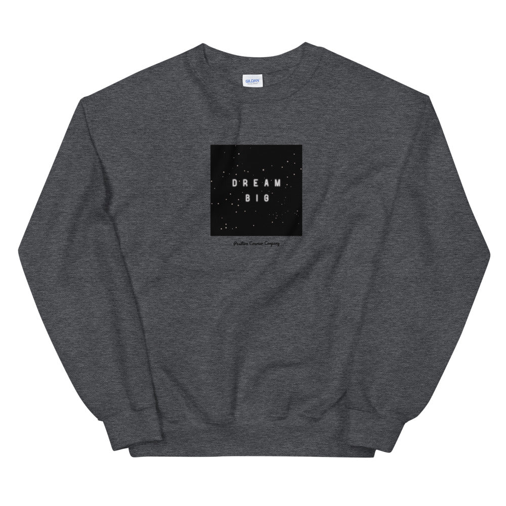 Still Dreaming Sweatshirt - Positive Courier Company