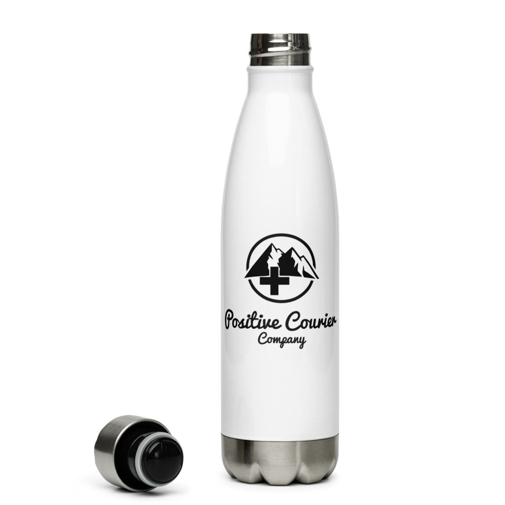 Stainless Steel Water Bottle - Positive Courier Company