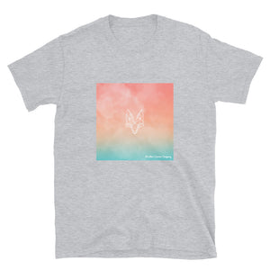 Foxes Sunset 2.0 T-Shirt - Positive Courier Company