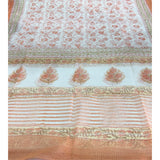 Cotton sets with doriya dupatta (3pc)