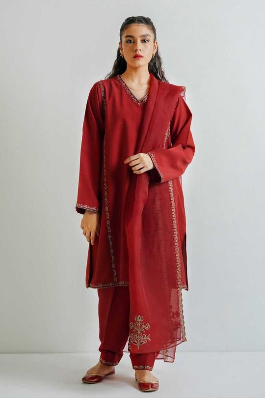 Zara Shahjahan ZC-1567 Autumn Winter