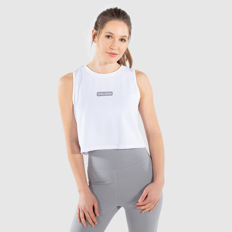 Recyceltes Cropped Top Sophia