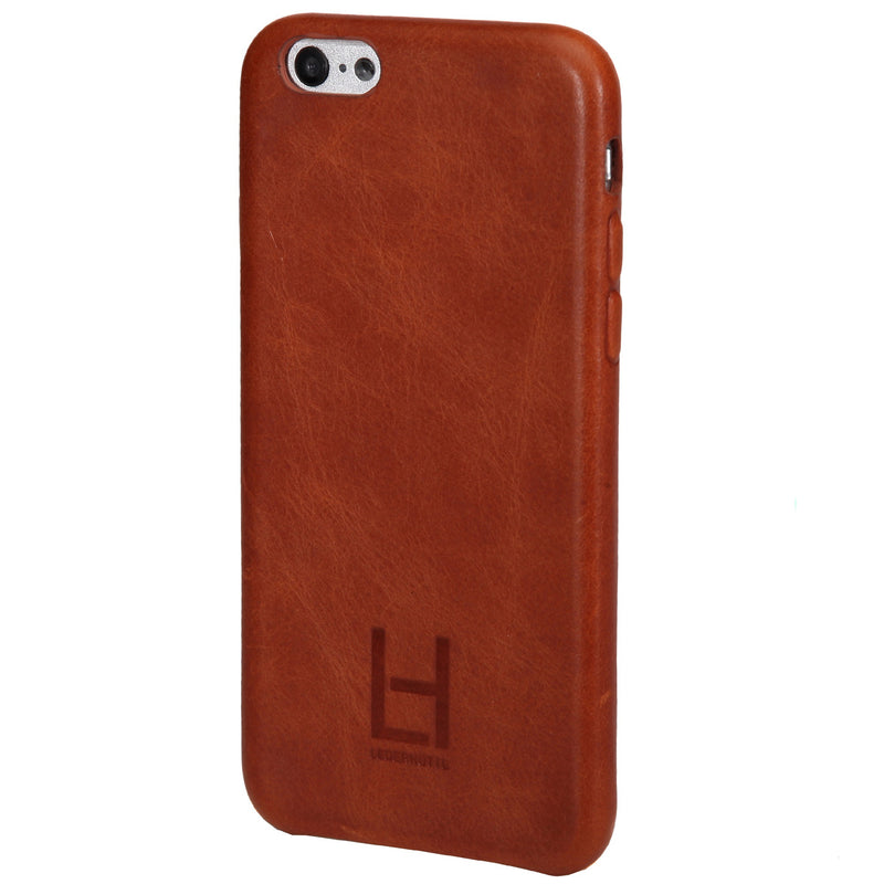 Leather hut iPhone 6/6s leather backcover case