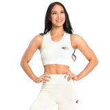 Seamless Sports Bra Spine
