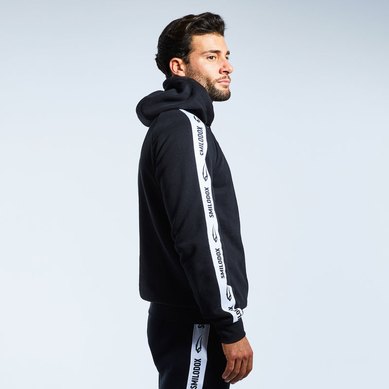 Zip Trainingsjacke Stripe