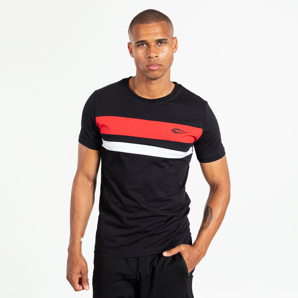 Herren T-Shirt Colourblock