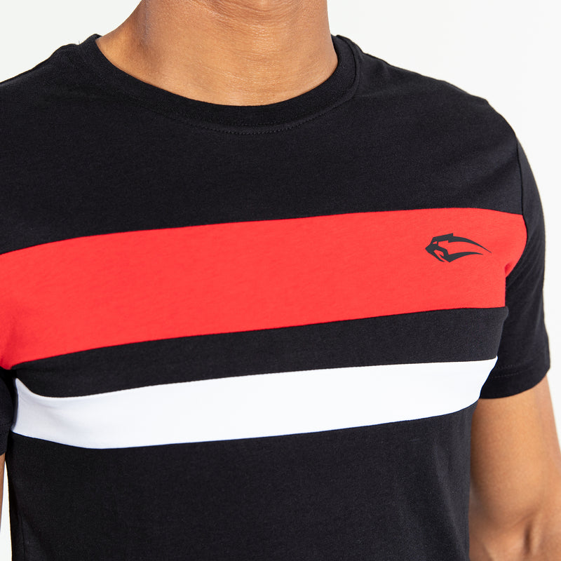 Men T-Shirt Colourblock